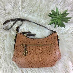 Gianni Bernini Faux Leather Bag